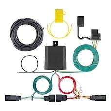 CURT 56406 Custom Wiring Harness (4-Way Flat Output)