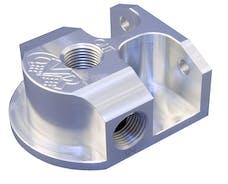 CVR Performance OFM61 Remote Oil  Filter Mount - GM