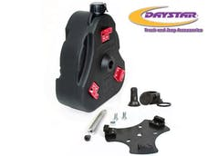 Daystar KJ71035BK Cam Can Complete Kit; Black; Non-Flammable Liquids; with Spout