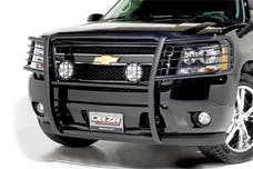 Dee Zee DZ502335 Grill Guard Euro Black Steel