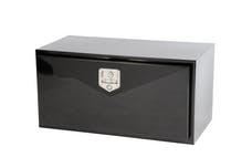Dee Zee DB-2601 Tool Box - HD Underbed Black Steel