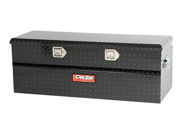 Dee Zee DZ8546B Tool Box - Red Chest Black BT