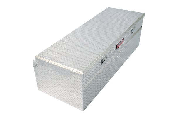 Dee Zee DZ8560W Tool Box - Red Chest BT Alum