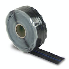 "Design Engineering, Inc. 010476 Fire Tape - Self Vulcanizing Tape 1"" x 36 ft roll"