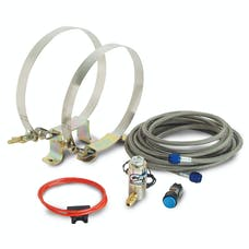 Design Engineering, Inc. 080105 CryO2 10lb. Installation Kit-Tank Not Included