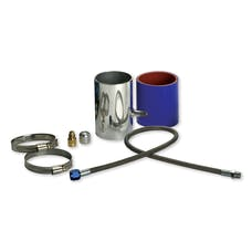 "Design Engineering, Inc. 080111 Cryogenic Air Intake 2.5"" O.D."