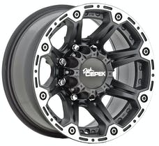 Dick Cepek 90000000060 Light Truck Wheel