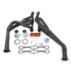 "Doug's Headers D376Y-B 1 5/8"" Tri-Y Header Hi-Temp Black Coating"