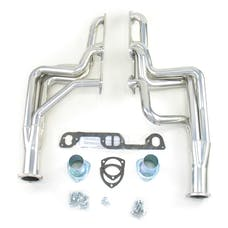 "Doug's Headers D590 1 3/4"" 4-Tube Full Length Header Metallic Ceramic Coating"