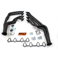 "Doug's Headers D625-B 1 3/4"" 4-Tube Full Length Header Hi-Temp Black Coating"