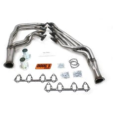 "Doug's Headers D625-R 1 3/4"" 4-Tube Full Length Header Raw Steel;"