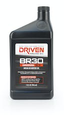 Driven Racing Oil 01806 BR30 Conventional 5W-30 Break-In Motor Oil (1 qt. bottle)