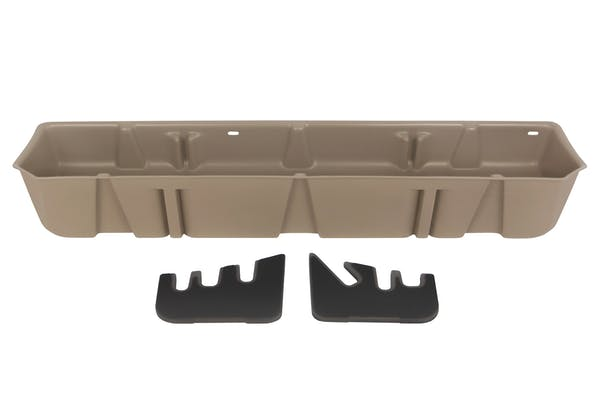 DU-HA 20112 DU-HA Underseat Storage / Gun Case Tan