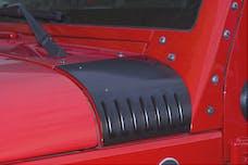 DV8 Offroad D-JP-190003-BK Jeep Wrangler JK COWL COVERS, BLACK PR