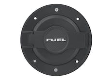 DV8 Offroad D-JP-190004-BLACK JEEP JK FUEL DOOR-ALL BLACK