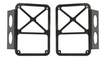 DV8 Offroad D-JP-190007-BK JEEP JK TAIL LAMP GUARDS PAIR