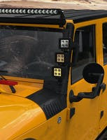 DV8 Offroad D-JP-190052-PIL Jeep Wrangler JK