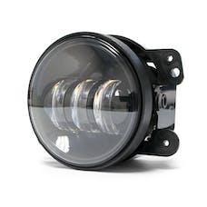 DV8 Offroad R4FL16W3W Jeep JK 4 Inch LED 30W Replacement Fog Lights 07-18 Wrangler JK