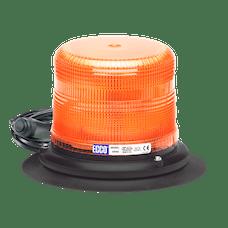 ECCO 6550C-VM 6500 Series Low-Profile Flashtube Strobe Beacon (Vacuum-Magnet Mount, Clear)