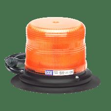 ECCO 6650A-VM 6650 Series Low-Profile Flashtube Strobe Beacon (Vacuum-Magnet Mount, Amber)