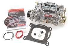 Edelbrock 1403 Performer Series 500 CFM Carburetor with Electric Choke in Satin (non-EGR)
