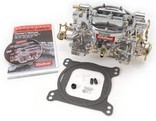 Edelbrock 1404 Performer Series 500 CFM Carburetor with Manual Choke in Satin (non-EGR)