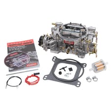 Edelbrock 1406 Performer Series 600 CFM Carburetor with Electric Choke in Satin (non-EGR)