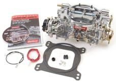 Edelbrock 1411 Performer Series 750 CFM Carburetor with Electric Choke in Satin (non-EGR)