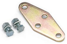 Edelbrock 1495 CABLE PLATE 429 / 460, GOLD FINISH