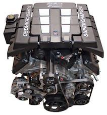Edelbrock 1530 XX E-Force Supercharger for 2006-08 Chrysler/Dodge 5.7L