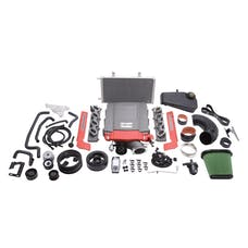 Edelbrock 1570 E-Force Supercharger for 2014-19 Corvette Z51 Dry Sump LT1 - Stage 1