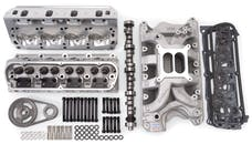 Edelbrock 2090 PWR PKG TOP END KIT 351W SBF HYD ROLLER CAMSHAFT 450+ HP W/RPM XT CYL HEADS