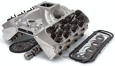 Edelbrock 2089 PWR PKG TOP END KIT SBC 363 HP