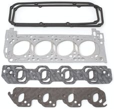 Edelbrock 7374 GASKET KIT TOP END FORD 351 CLEVELAND FOR USE W/PERF RPM CYL HEADS