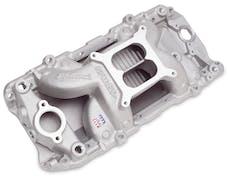 Edelbrock 7561 PERFORMANCE RPM AIR-GAP B/B CHEVY OVAL