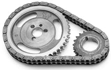 Edelbrock 7802 Performer-Link Adjustable True-Roller Timing Chain Set