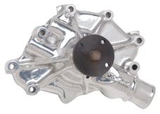 Edelbrock 8046 POLISHED #8045 WATER PUMP