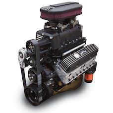 Edelbrock 15203 E-Force RPM Supercharger System, Black Finish
