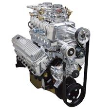 Edelbrock 46041 CRATE ENGINE E-FORCE RPM TVS2300 SC'D POLISHED