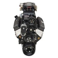 Edelbrock 46043 CRATE ENGINE E-FORCE RPM TVS2300 SC'D BLACK