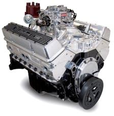 Edelbrock 46401 CRATE ENGINE EDEL/GM 9.0:1 PERF E-TEC POLISHED