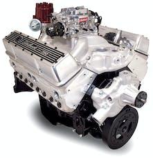 Edelbrock 46410 CRATE ENGINE EDEL/GM 9.0:1 PERF E-TEC W/8810 WP SBC SHORT STYLE