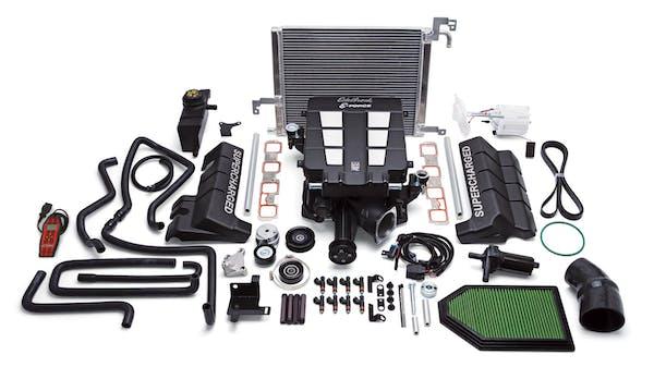 Edelbrock 1535 XX E-Force Supercharger for 2011-14 Chrysler/Dodge 6.4L