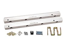 Edelbrock 3631 FUEL RAIL KIT - SBC VORTEC/E-TECH (FOR USE W/29135)