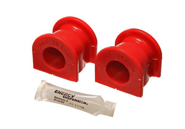 Energy Suspension 16.5139R FT SWAY BAR BUSHING SET 28.2mm