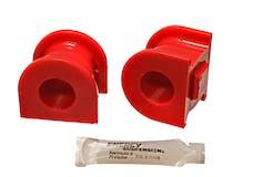 Energy Suspension 16.5144R REAR SWAY BAR BUSHING SET 25.4mm