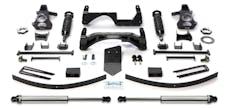 Fabtech K1025DL 6in. PERF SYS W/DLSS 2.5C/Os/RR DLSS 07-13 GM K1500 P/U W/O AUTORIDE 4WD