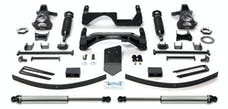 Fabtech K1026DL 6in. PERF SYS W/DLSS 4.0C/Os/RR DLSS 07-13 GM K1500 P/U W/O AUTORIDE 4WD