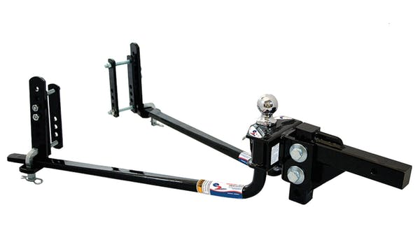 Fastway 92-00-1200 E2 12,000 Lbs Trunion Weight Distributing Hitch