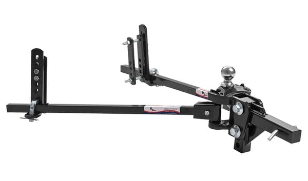 Fastway 92-00-0800 E2 8,000 Lbs Trunion Weight Distributing Hitch